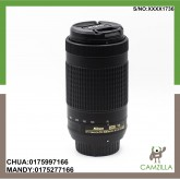 USED NIKON 70-300mm 1:4.5-6.3 G ED